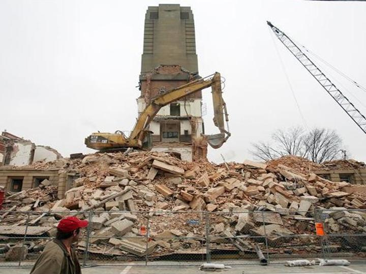 Bernardo Arosio Gestion de escombros generados en las construcciones 2 - Gestión de escombros generados en las construcciones