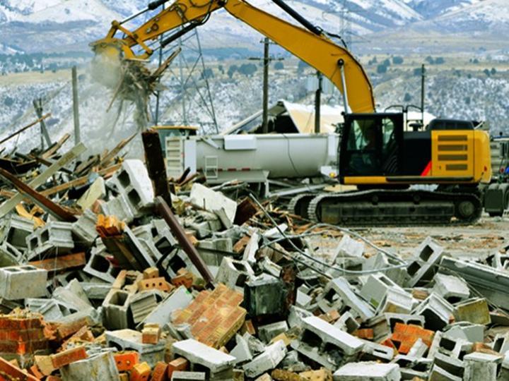 Bernardo Arosio Gestion de escombros generados en las construcciones - Gestión de escombros generados en las construcciones