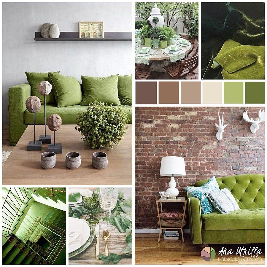 El greenery: un estilo de decoración único y atractivo
